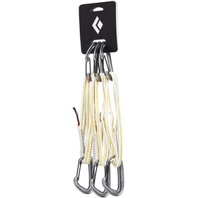 Black Diamond Miniwire Alpine Quickdraw 3 Stuks